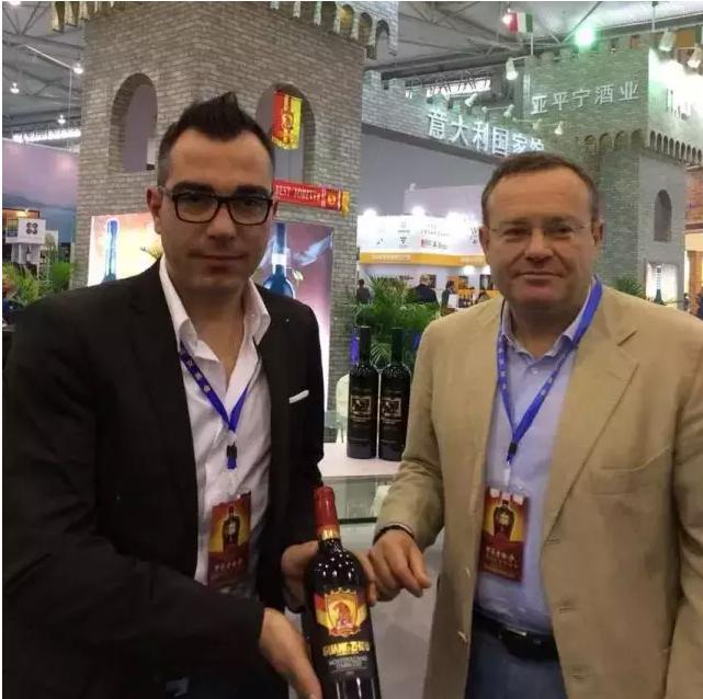 Alberto和罗塞蒂酒庄董事长